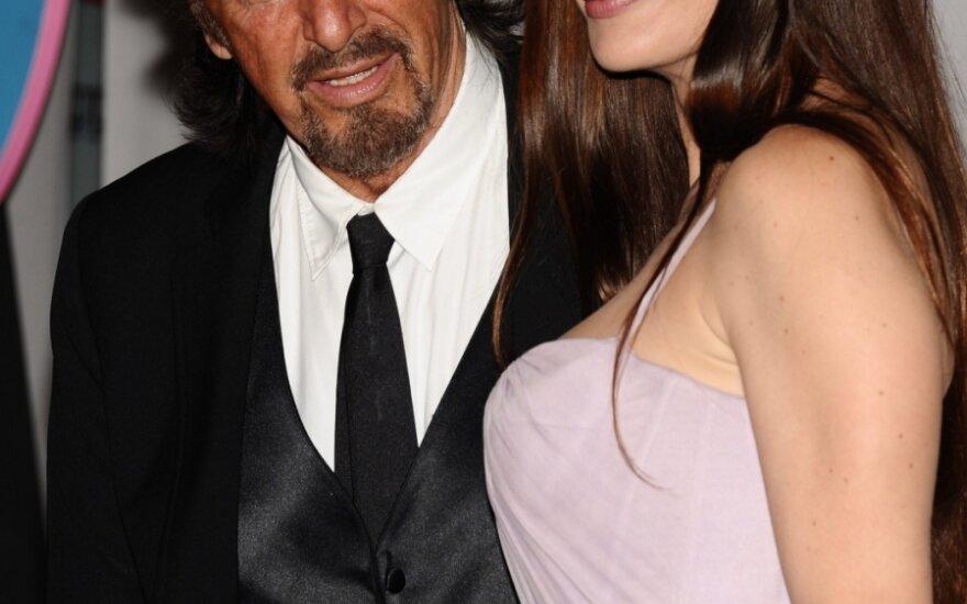 Al Pacino ir Lucila Sola