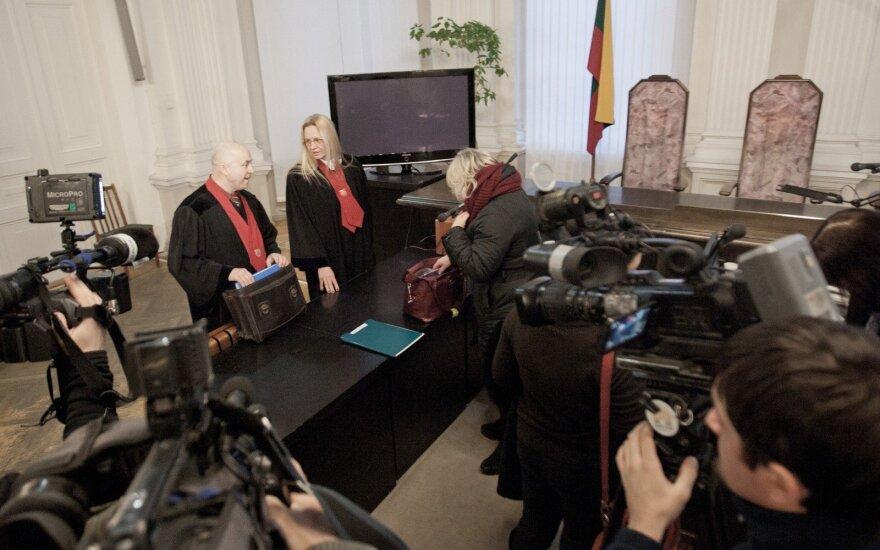 Генпрокуратура Литвы обжалует приговор в деле 13 января