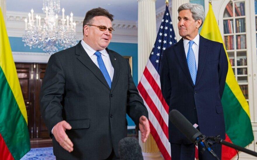 Литва может стать первой, кто будет покупать СПГ у США