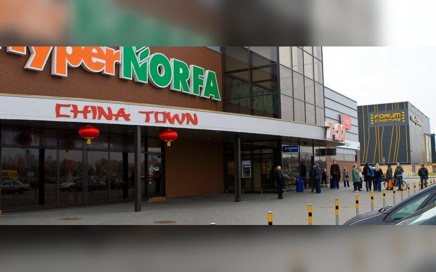 В планах сети Norfа –15 магазинов