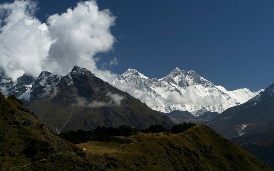 Himalajai. U.Kaminskaitės nuotr.