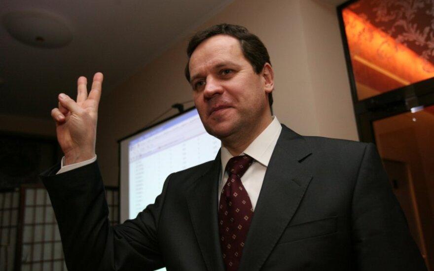 Mackus: Syndrom Tomaszewskiego i Sikorskiego męczy Litwę i Polskę?