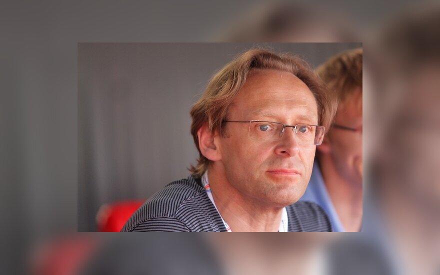 Алекна: Навицкас не планирует уходить в отставку до конца ноября