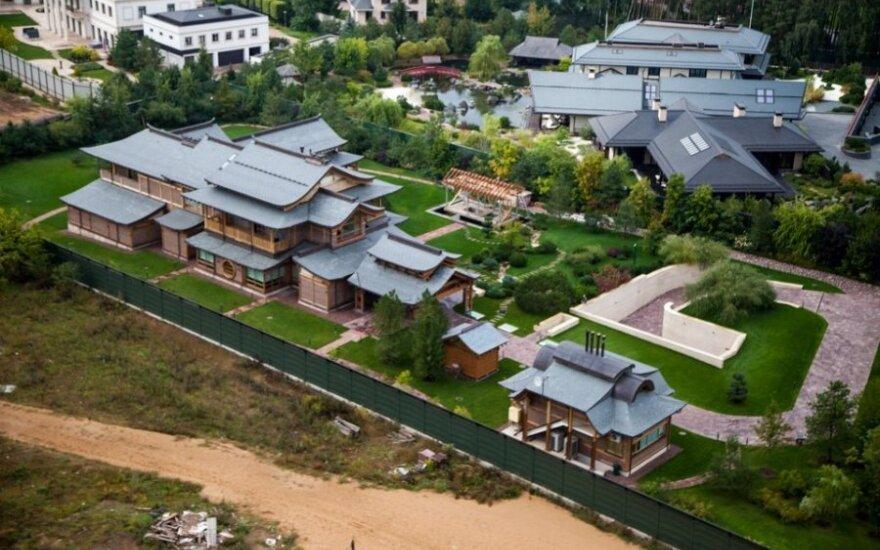 ФБК рассказал о доме Шойгу за $18 млн в Барвихе
