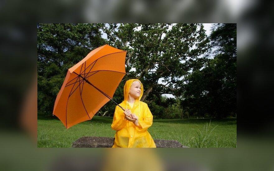В воскресенье в Литву придет циклон