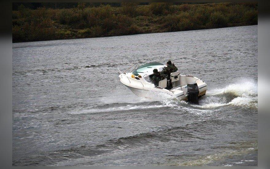 Путешествие троих россиян по Неману в Литву закончилось трагедией