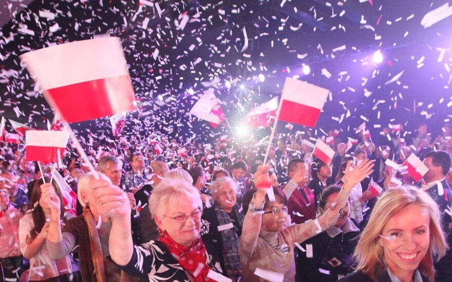 Oficjalne wyniki wyborów w Polsce
