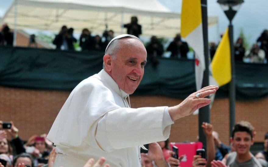 Обнародована программа визита папы римского Франциска в Литву