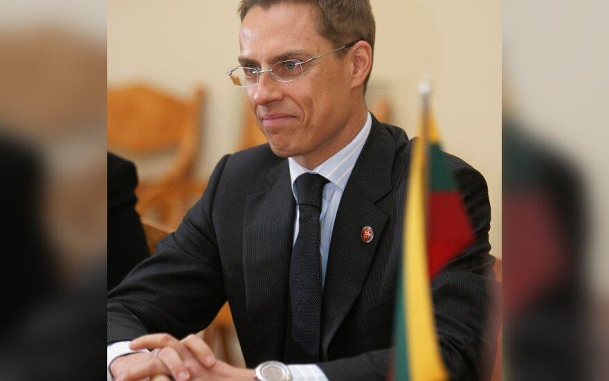 Финский министр: мнение стран Балтии о Nord Stream особенно важно