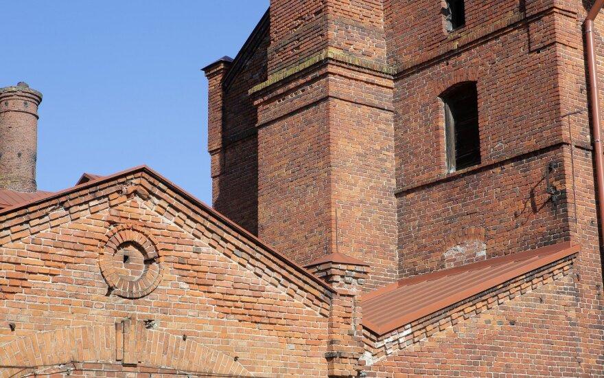 Parduodamas istorinis Kauno pastatas