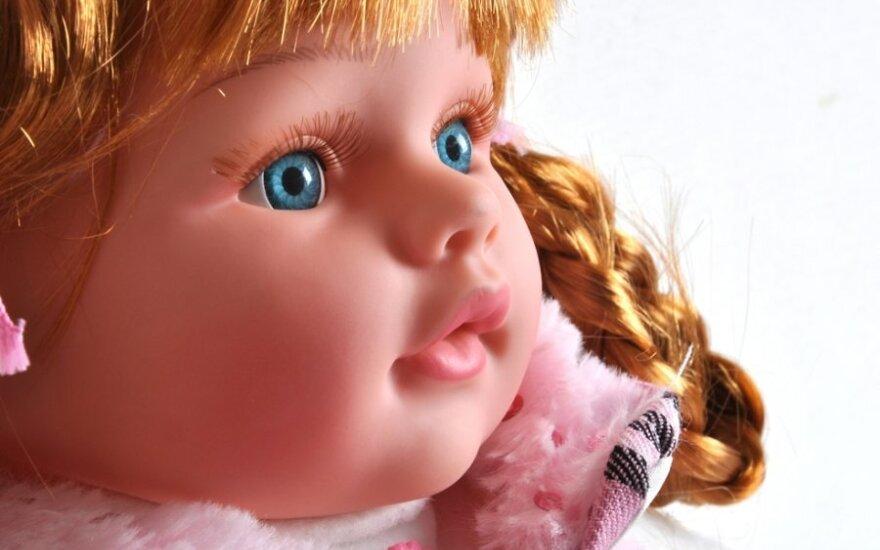 В Радвилишском районе мать избила младенца