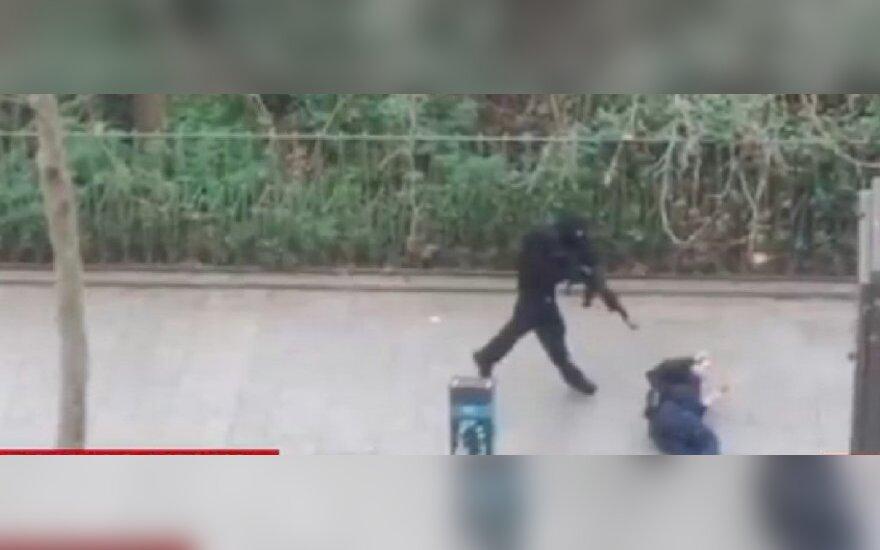 В редакции французcкого журнала застрелены 12 человек