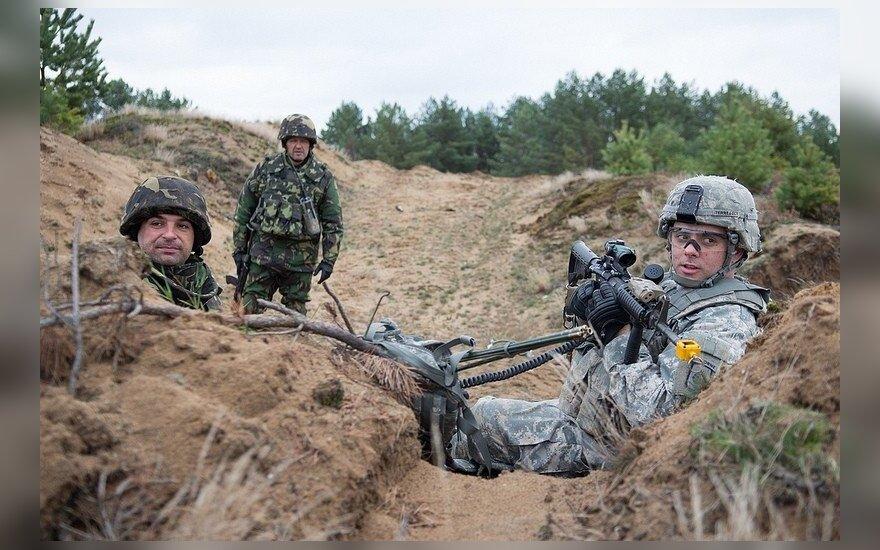 В Литве начинаются учения НАТО