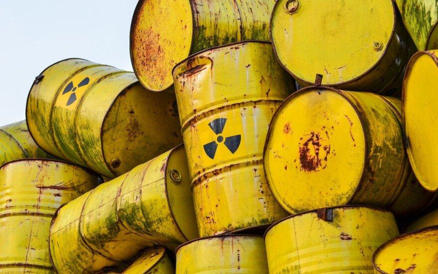 Radioaktyvios medžiagos