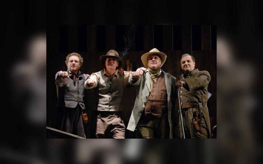 В Русский драматический театр - за символическую цену
