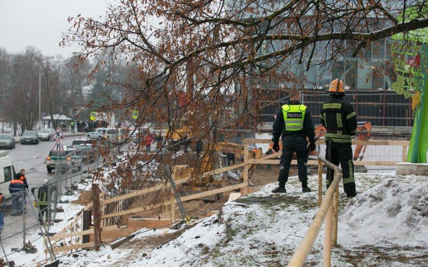 Из-за поврежденных канализационных труб в Вильнюсе - чрезвычайная ситуация