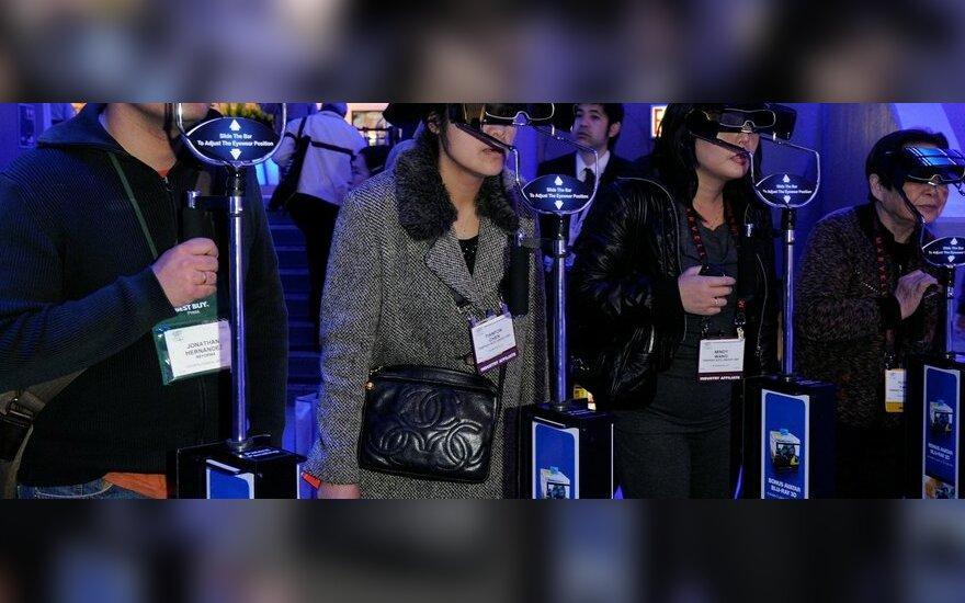 В Лас-Вегасе открылась выставка CES 2011