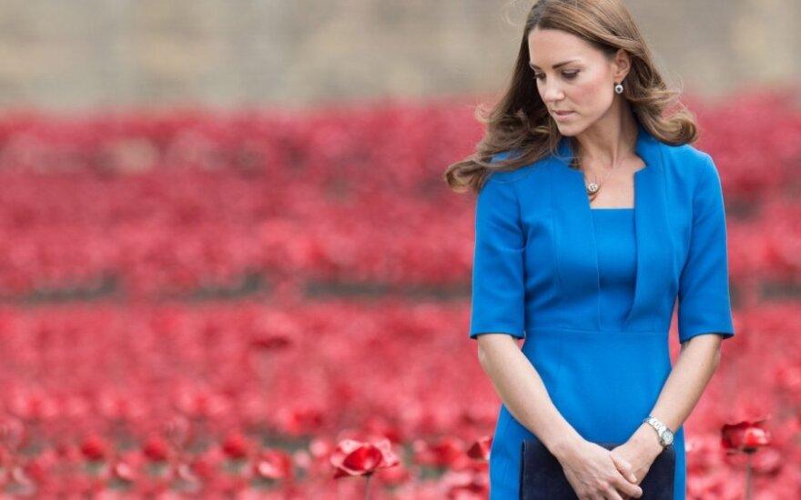Второй ребенок Кейт Миддлтон и принца Уильяма родится в апреле