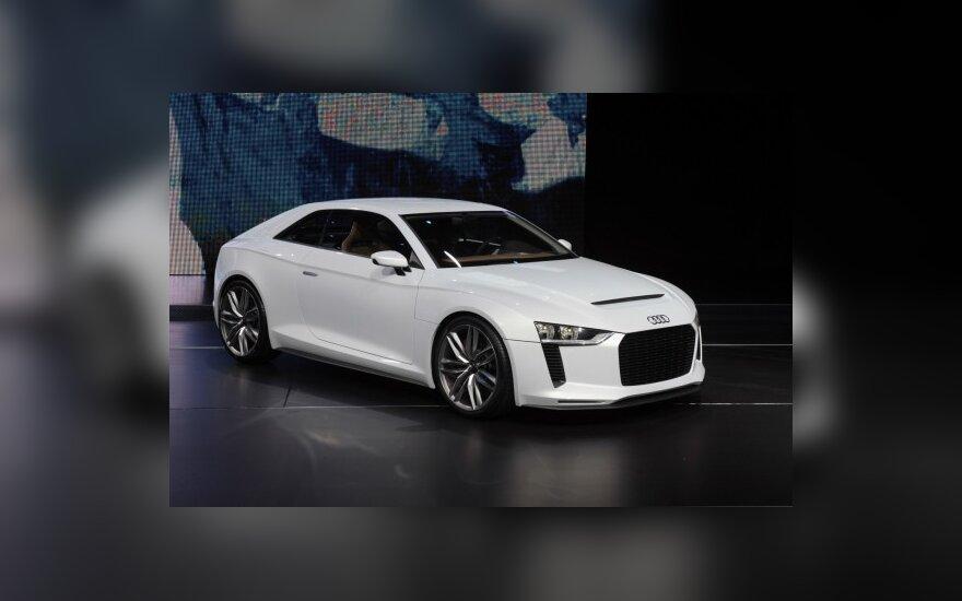 Париж-2010: Audi возродила легендарное Quattro
