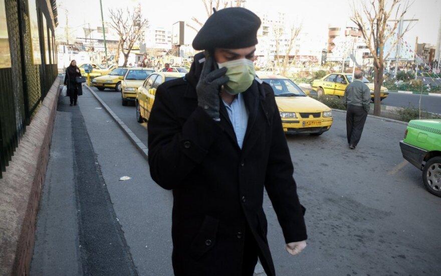 В Иране от коронавируса погибли за сутки еще 49 человек