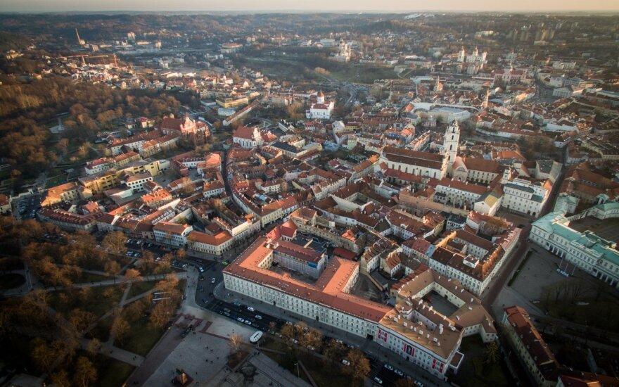 Валентина Брио: архитектура Вильнюса сама рассказывает о нём – иди и читай