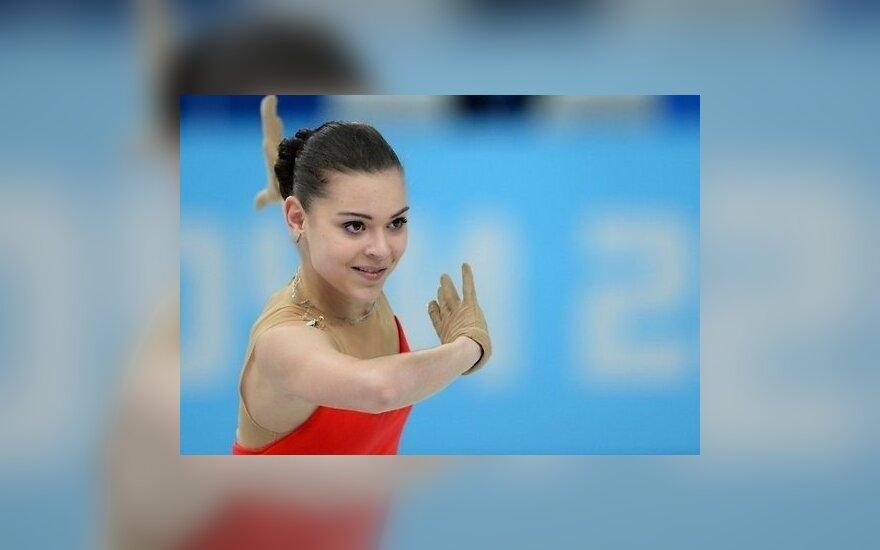 Западные СМИ: фигуристка Сотникова не заслужила золото
