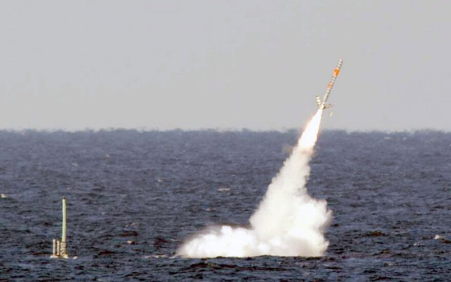 "Raketa ""Tomahawk"""