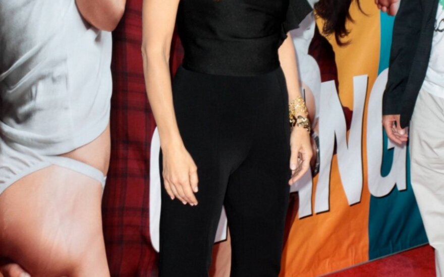 Sandra Bullock wśród Minionków