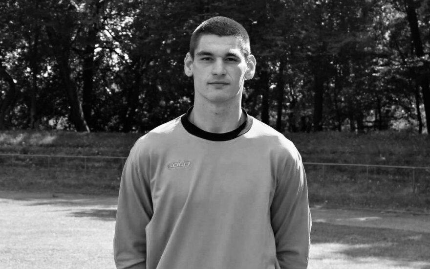 Российский вратарь скончался во время матча