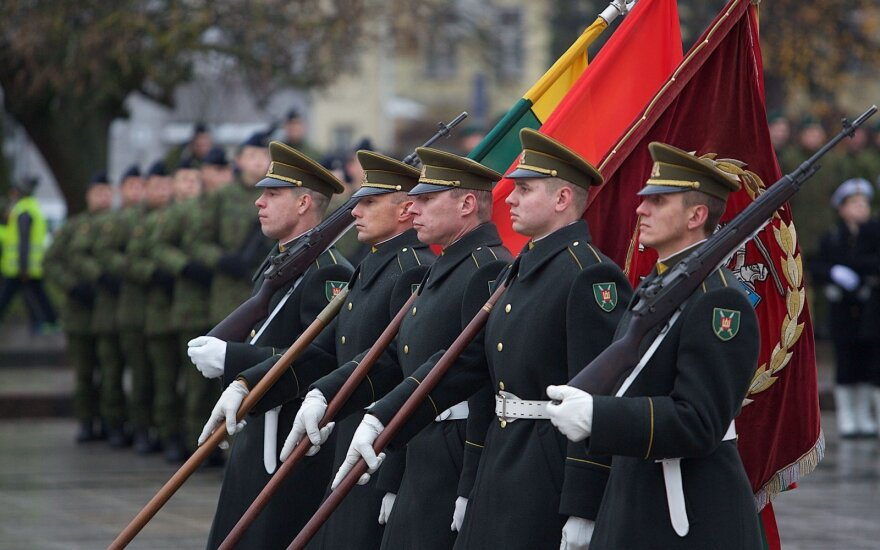 Новый парламент Литвы планирует увеличить финансирование оборонных нужд до 2% ВВП