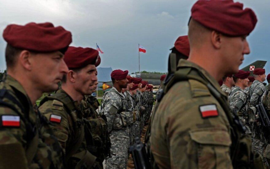 Tysiące sojuszników na polskich poligonach