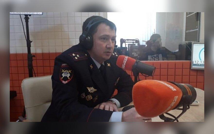 Россия: главу ГИБДД и его подчиненных задержали по делу о взятках