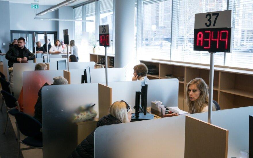 Налоговая инспекция Литвы дает должникам еще неделю