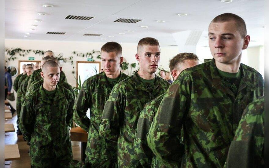 В Литве обнародованы списки призывников 2020 года