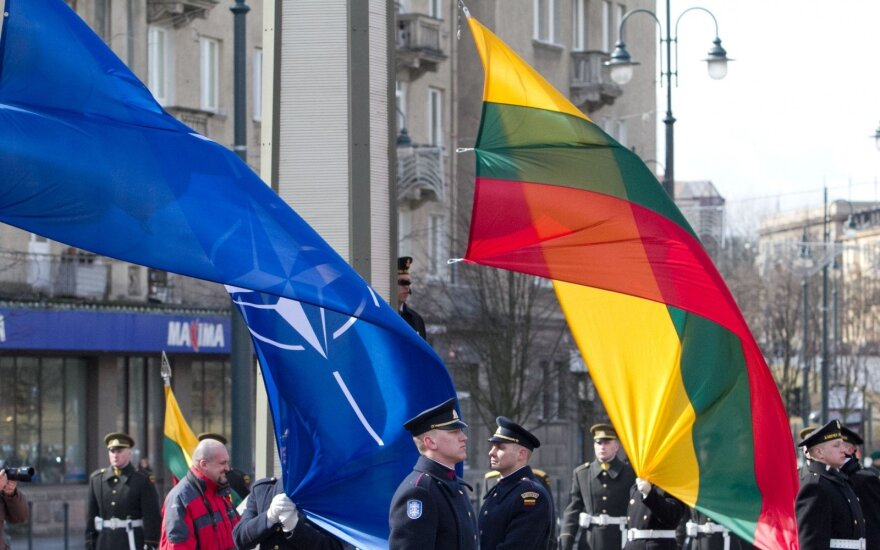 Первые военные международного батальона прибудут в Литву на следующей неделе
