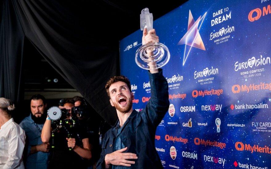 """На """"Евровидении-2019"""" в Тель-Авиве победили Нидерланды"""