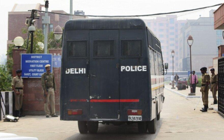 В Индии нашли подозреваемых в изнасиловании датчанки