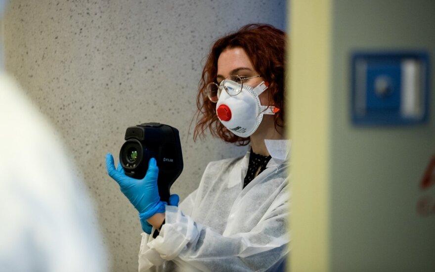 Первая пациентка с коронавирусом в Литве выздоровела и отпущена домой