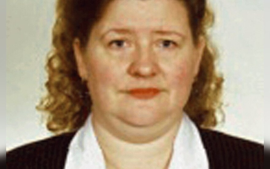 Teisėja Gražina Kazilionienė