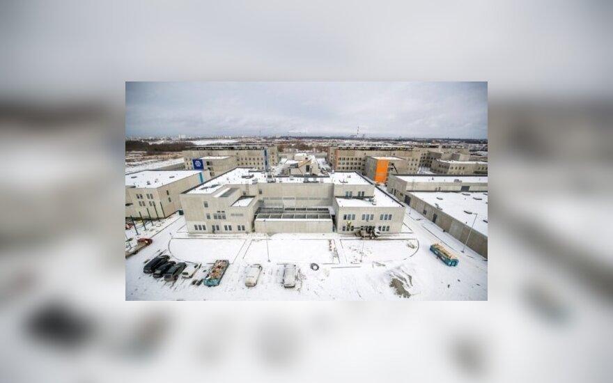 """В Таллине строят """"умную"""" тюрьму повышенного уровня комфорта и надежности"""