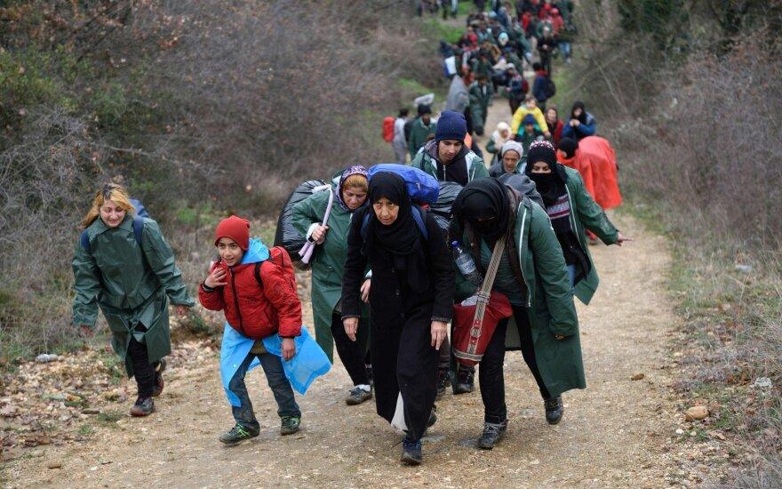 Иллюзорная помощь: готова ли Литва принимать беженцев?