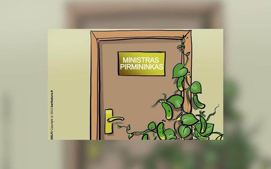 Опрос: Успасских уже не является самым желанным премьером