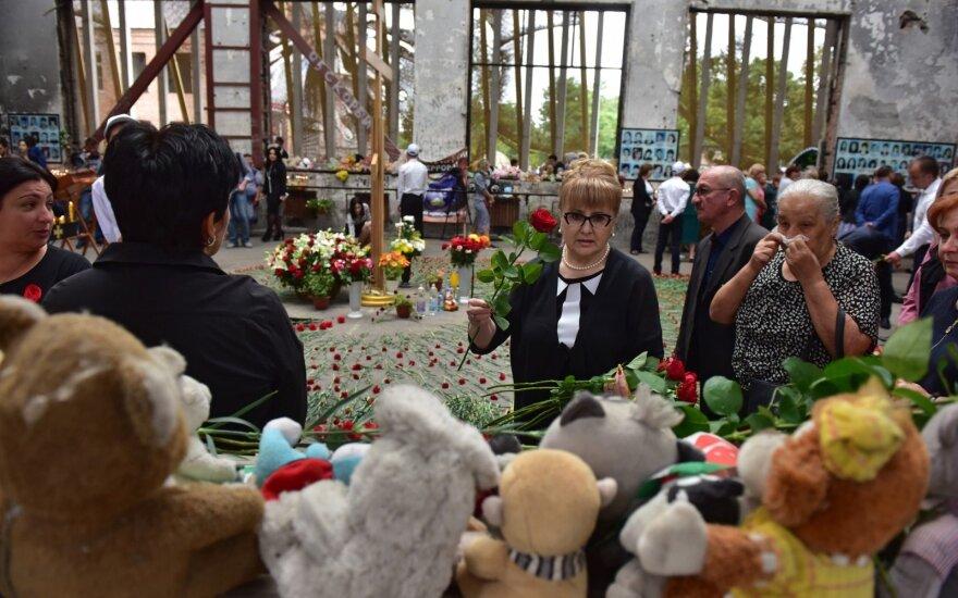 В Беслане началась вахта памяти по жертвам теракта 2004 года