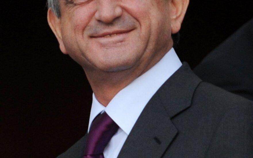 Seržas Sargsianas