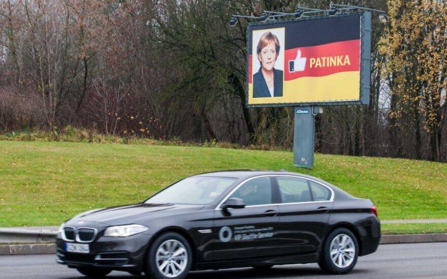 Литовская компания решила оригинально поблагодарить немцев