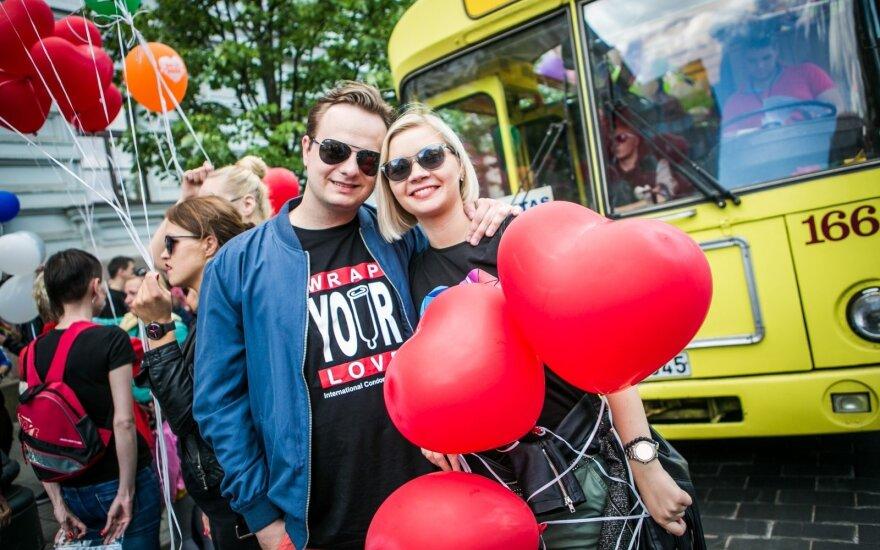 В Вильнюсе – шествие ЛГБТ, задержаны шесть человек
