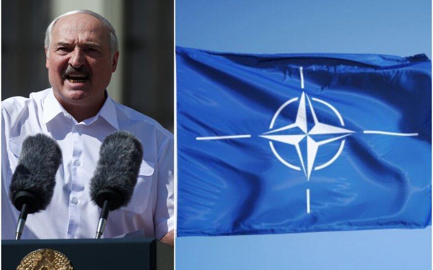 NATO, Lukašenka