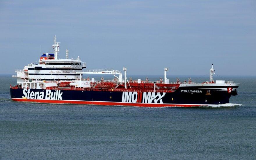 Stena Bulk laivas