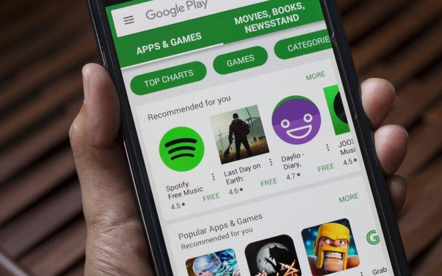 На Google Play нашли вредоносные игры