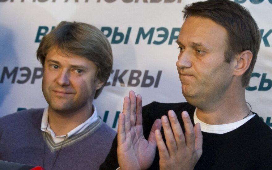 Vladimiras Ašurkovas, Aleksejus Navalnas